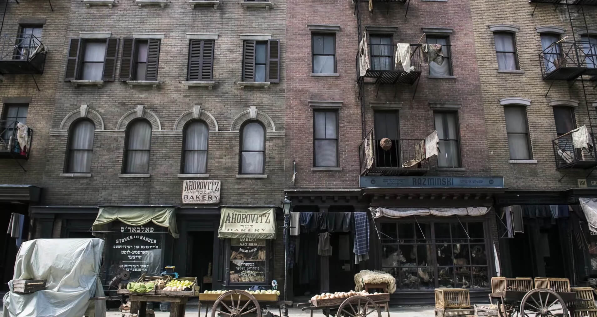 The Alienist Set