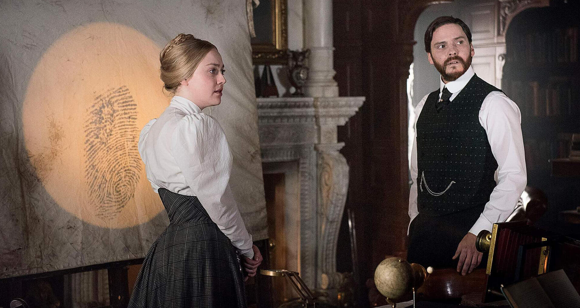 The Alienist On Air