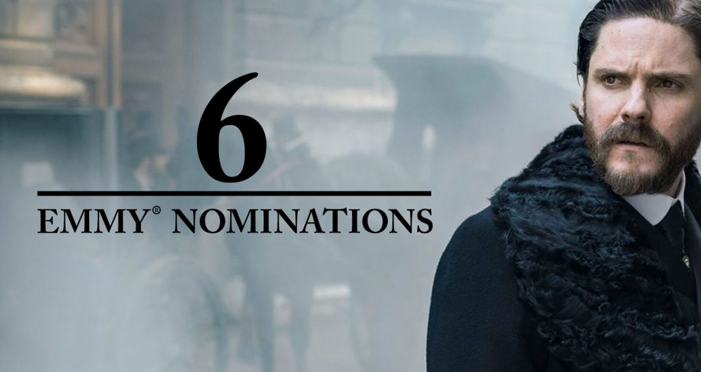 6 Emmy Nominations - The Alienist 2018