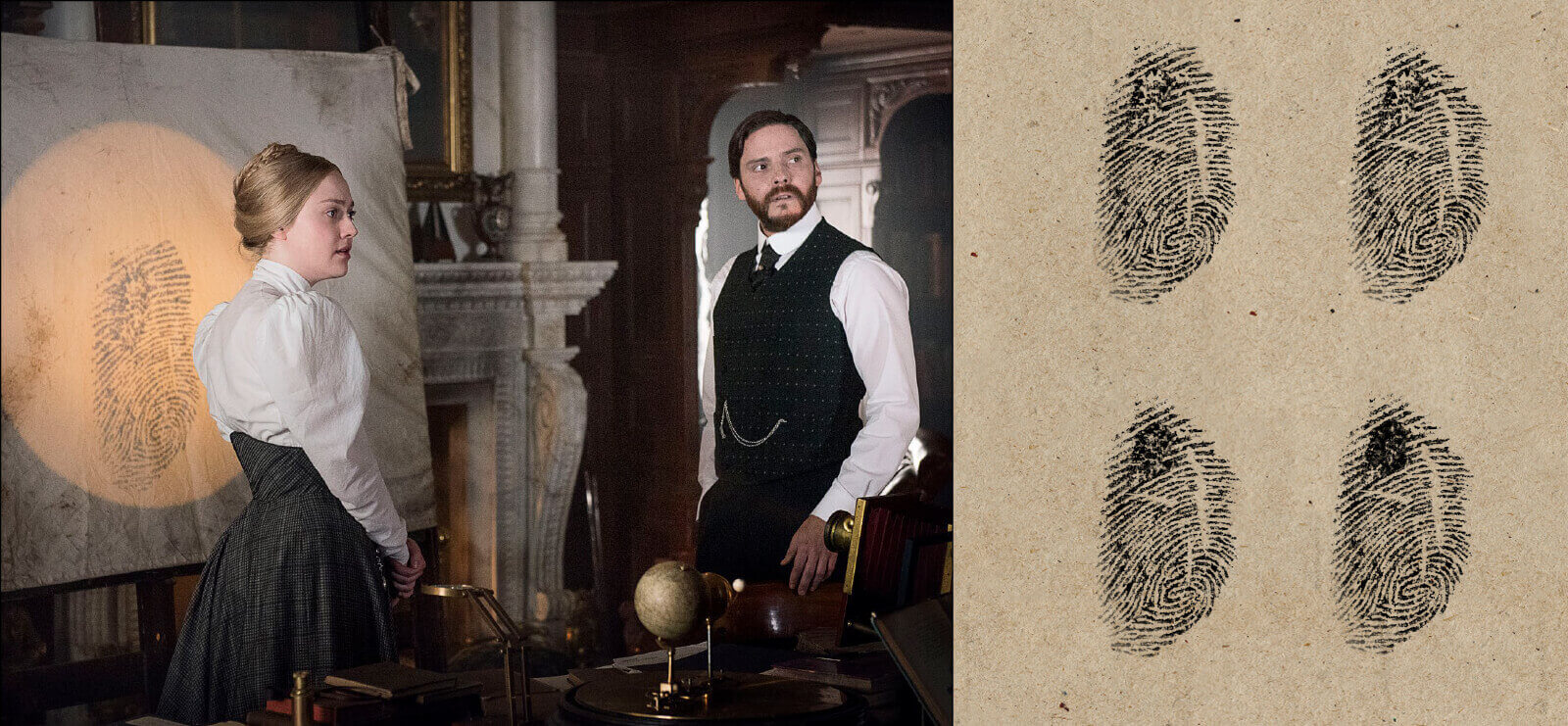 The Alienist - Fingerprints
